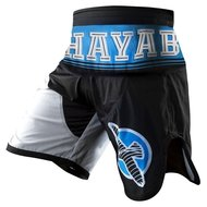 Hayabusa Flex Factor Training Shorts Black Blue