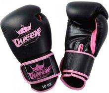 Queen Dames Kickboks Bokshandschoenen BGQ 2 Leder