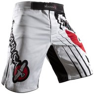 Hayabusa Chikara Recast Performance MMA Fight Shorts White