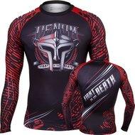 Venum Gladiator Rashguard L/S MMA Shop Drenthe