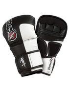 Hayabusa Tokushu 7OZ MMA Hybrid Sparring Gloves Black