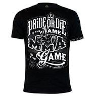 PRIDE or Die IDENTITY T shirt Vechtsport T shirts