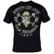 PRiDEorDiE T Shirts RAW TRAINING CAMP by Pride or Die