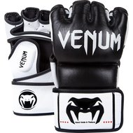 MMA Handschoenen Undisputed Black Nappa Leather Venum Fightgear
