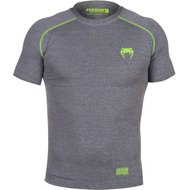 Venum Contender Compression T Shirt Grey Vechtsport Kleding