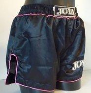 Joya Dames Kickboxing Shorts Fighter Black Pink