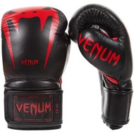 Venum Giant 3.0 Black Red Kickboks Bokshandschoenen