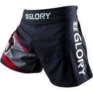 Hayabusa Muay Thai Shorts GLORY Zwart Kickboks Broekje