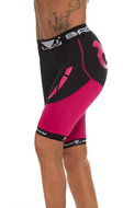 Bad Boy Womens Sphere Dames Compression Shorts