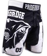 PRIDEorDIE MMA Fight Shorts BRAWLERZ Vechtsport Kleding