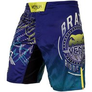Venum Carioca 4.0 MMA BJJ Grappling Shorts Blue
