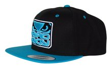 Bad Boy Snapback Blue Black MMA Vechtsport Shop