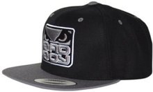 Bad Boy Snapback Cap Black Grey Fightshop Nederland
