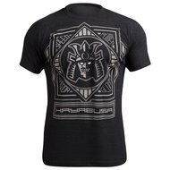 Hayabusa MMA Warrior Code T Shirt Black Hayabusa Fight Wear