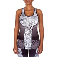 Venum Dune Dames Tank Top Black White Fitness Kleding