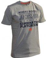 Adidas Kickboxing Graphic T Shirts Jab Cross Hook