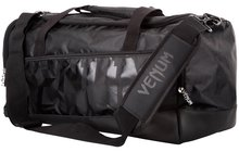 Venum Sparring Sports Bag Black on Black Venum Sporttas