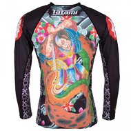 Tatami Japan Series Samurai Rash Guard by Tatami BJJ Fightwear