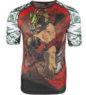 Bad Boy Warrior Society Rash Guard MMA Kleding