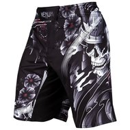 Venum Kleding Samurai Skull MMA Fight Shorts