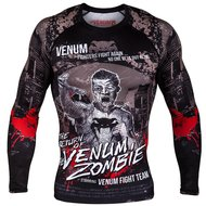Venum Kleding Zombie Return Rash Guard L/S
