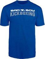 Bad Boy KICKBOXING DISCIPLINE T Shirt Blauw Kickboks Kleding