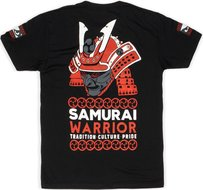 Bad Boy Samurai Warrior T Shirt Fight Shop