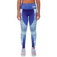 Venum Dune Dames Leggings Blue Venum Dames Kleding
