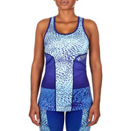 Venum Dames Fitness Kleding Dune Tank Top Blue