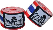 Punch Round Perfect Stretch Thai Flag Bandages 460 cm