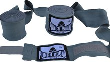 Punch Round™ Perfect Stretch Camo Black White Bandages 460 cm b