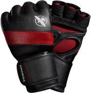 Hayabusa MMA Handschoenen T3 4OZ MMA Gloves Zwart Rood