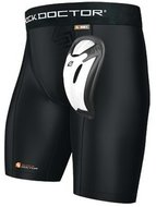 Shock Doctor Core Compression Short with Bioflex Cup Tok
