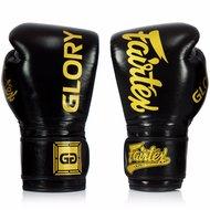 Glory Bokshandschoenen BGVG1 Sparring Handschoenen Zwart by Fairtex
