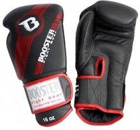 Bokshandschoenen Booster Pro Range BGL Black Red Foil