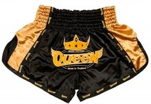 Queen QTBS-5 kickboksbroek Muay Thai Shorts QTBS 5 Dames