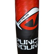 Punch Round Bokszak No Fear Pro Series NT 180x40 Black Red